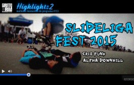 #153HY2- SLIDELIGAFEST, Cris Punk, Alpha Downhill