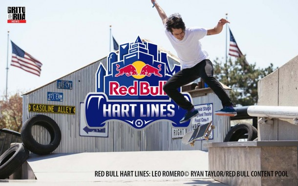 RED BULL HART LINES