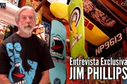 Studio Visit with Jim Phillips