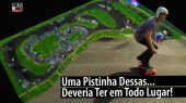 Pista Fresquinha em Nova York! Velosolutions Brooklyn Pump Track