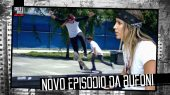 Push 5 Leticia Bufoni - Saiu o novo episódio do Push - The Berrics da Letícia Bufoni.