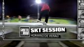 Session de Skateboard