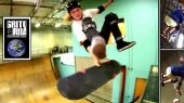 Skateboard Vertical na rampa do Tony Hawk