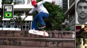 Tiago Lemos na disputa do Real Street X