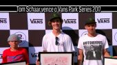 Tom Schaar vence o Vans Park Series e Murilo fica em 3º no Global Qualifiers!