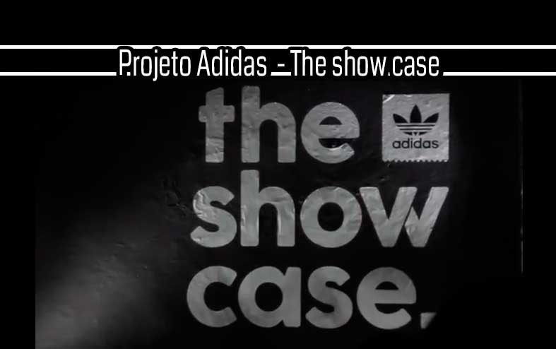 Adidas The Show Case
