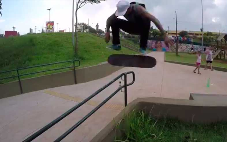 "Fabrica De Monstros Skate Video ""O FILME"""