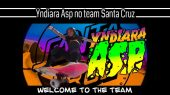 Yndiara Asp no team Santa Cruz
