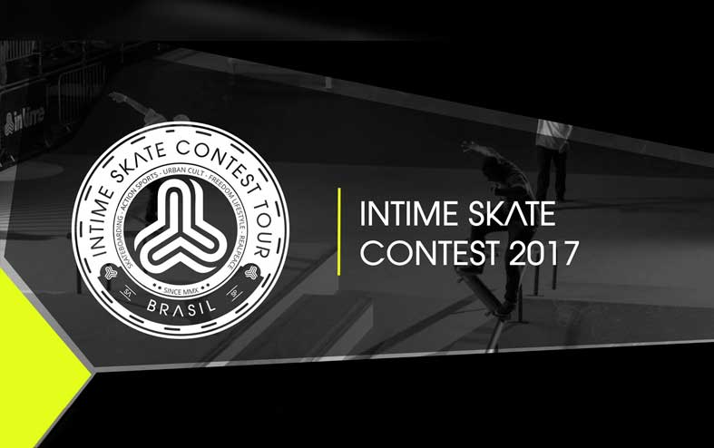 In Time Skate Contest 2017 - Santo André - SP