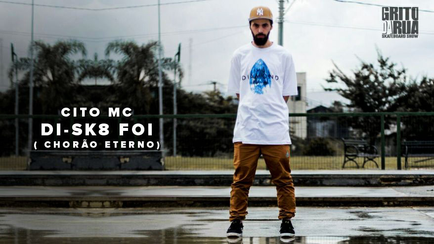 "Cito MC homenageia Chorão do Charlie Brown Jr. na música ""Di Sk8-Foi"""