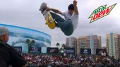 Pedro Barros vence Cory Juneau e é Campeão do Dew Tour Long Beach!