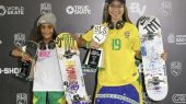 Pamela Rosa e Rayssa Leal são as Campeãs do Mundial Street League! 2019!